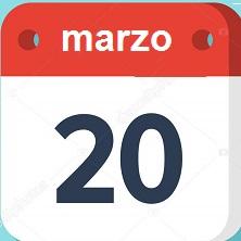 20 marzo