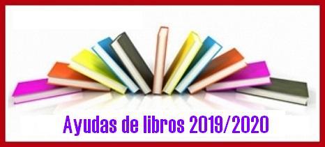Ayudas libros de texto2019